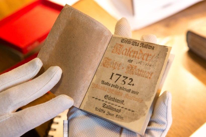 Tõnis Erilaiu lehesaba   Kuidas eestlased kalendri hävitamisest päästsid