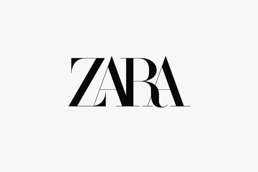 Kiirmoefirmat Zara nahutatakse logomuutuse eest
