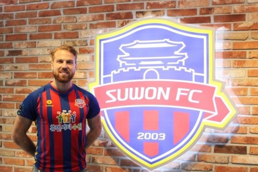 PÕNEV JA OOTAMATU! Jalgpallikoondise esiründaja karjäär jätkub Lõuna-Koreas