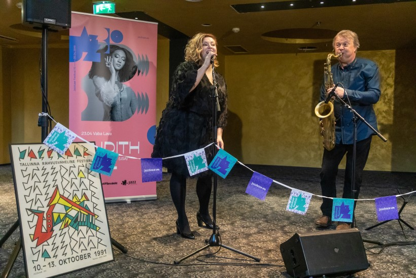 Juubeliaasta Jazzkaar teeb kummarduse esimesele festivalile