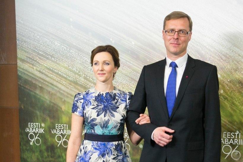 Teine naine mängus? Ettevõtja Hannes Rummi ja Maris Jesse abielus on segased ajad