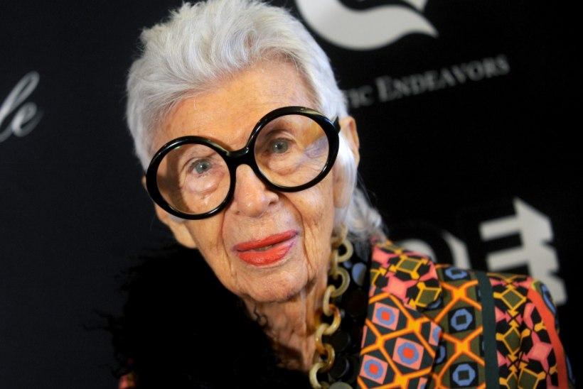 97aastane stiili-ikoon pääses modelliagentuuri leivale