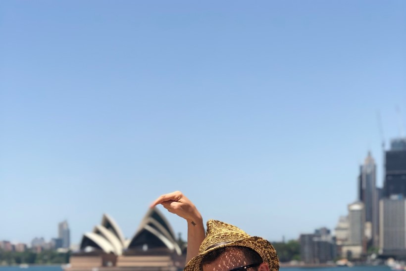 Trad. Attack! sai Austraalia festivalipiduliste seas legendiks!