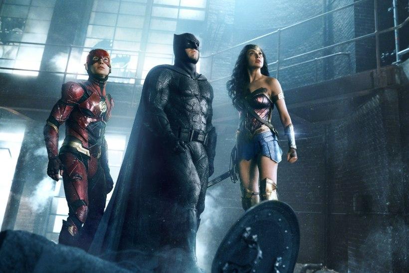 Affleck loobus Batmani rollist