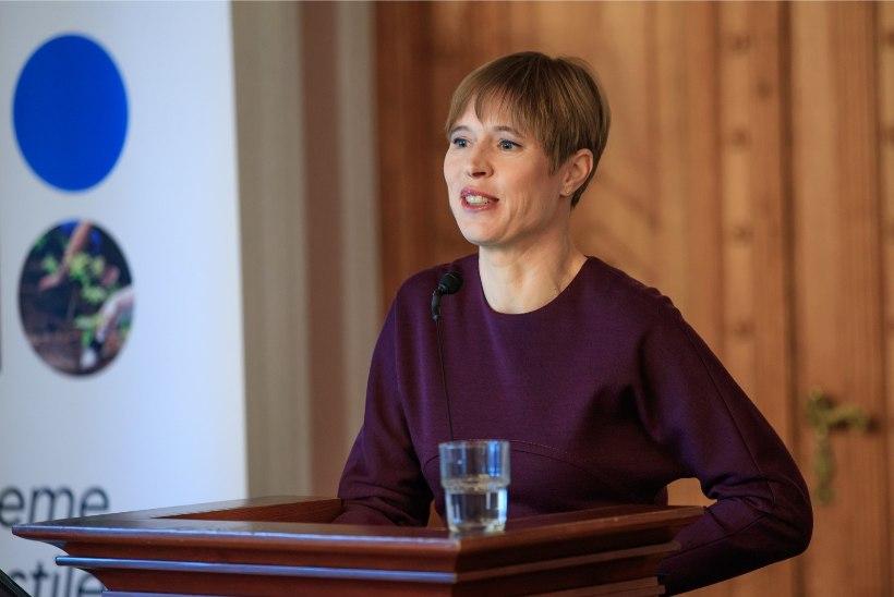 President Kaljulaid alustas töövisiiti Etioopias