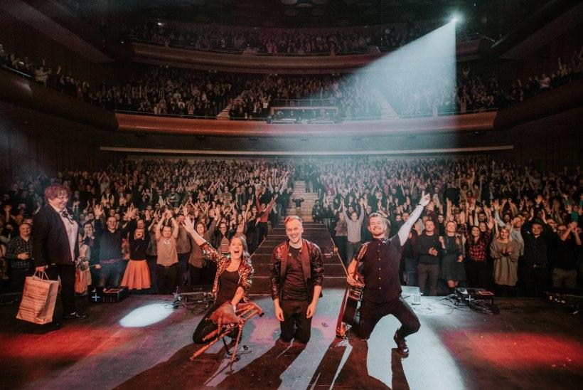 GALERII | Trad.Attack! andis Alexela kontserdimajas maagilise kontserdi