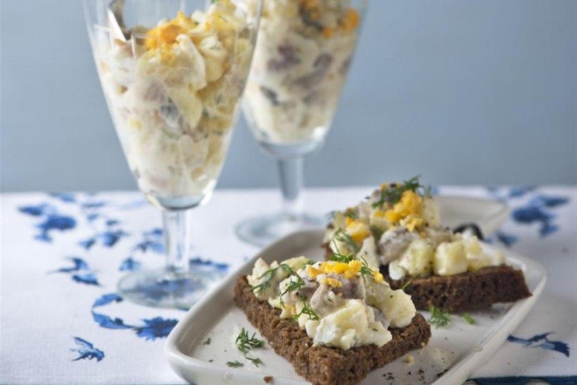 Heeringa-kartulisalat