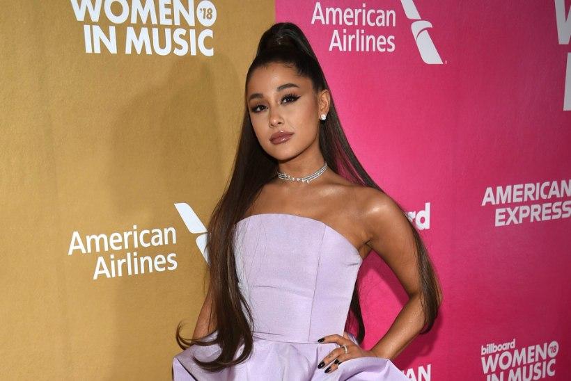 VIDEO | Ariana Grande hülgas kuulsa hobusesaba ja näitas, kui kaunid on ta loomulikud juuksed