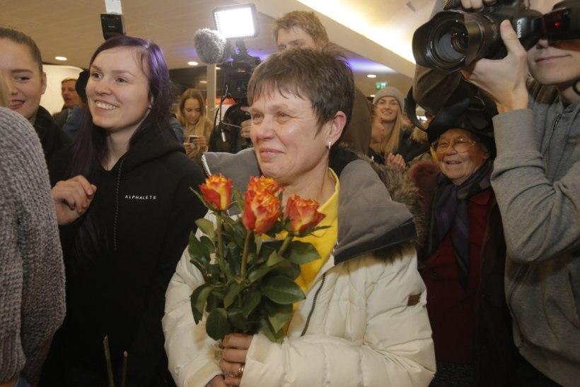 Kelly Sildaru hiilgav katse pani vanaemal õnnepisarad pikaks ajaks jooksma