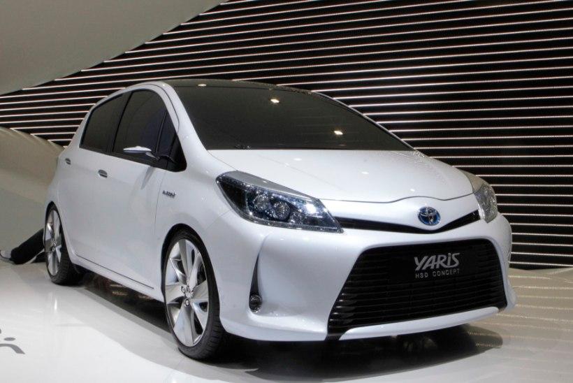 Trendid Euroopa autoturul: elekter tõuseb, diisel vajub