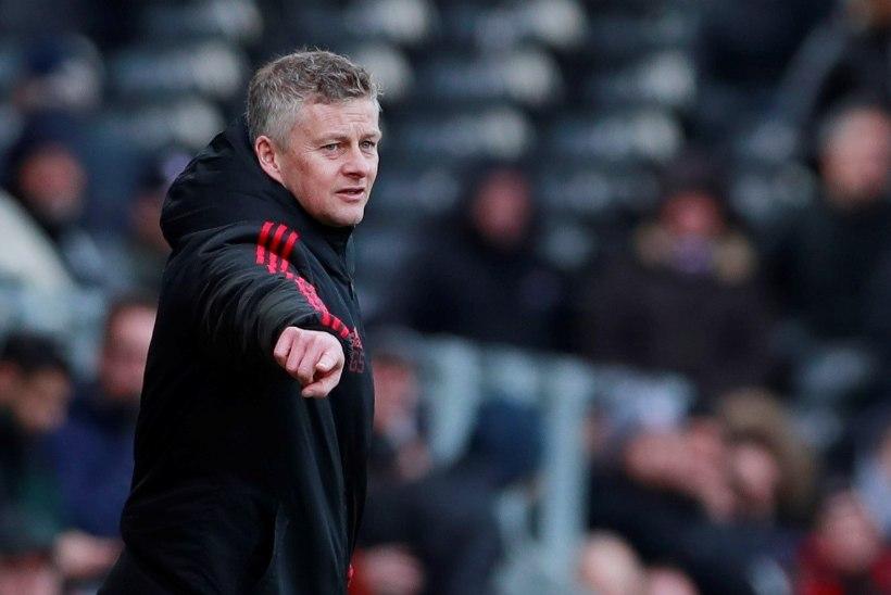 Inglismaa meedia: Ole Gunnar Solskjär jääb Manchester Unitedi peatreeneriks