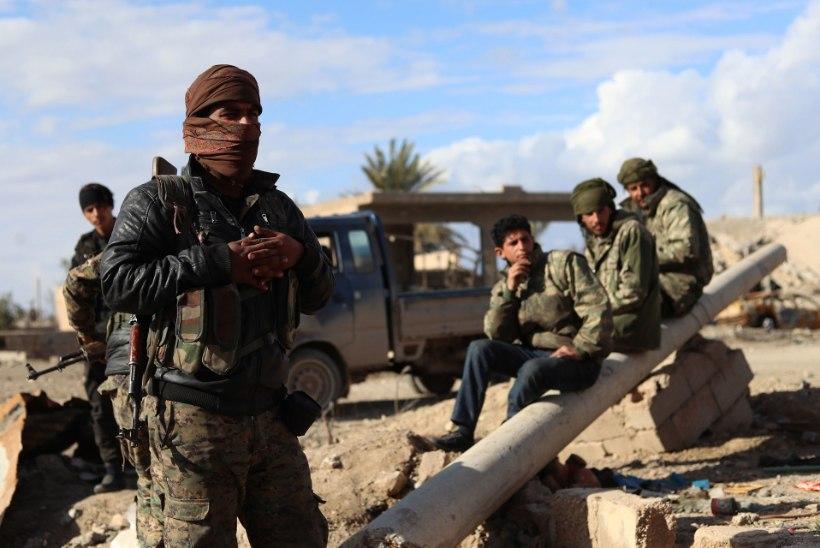 VAIKUS ENNE TORMI: eksperdid hoiatavad Islamiriigi uute terrorirünnakute eest