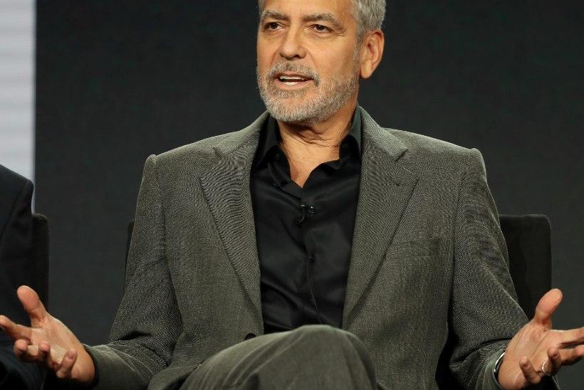 Clooney: Meghanit võib oodata printsess Diana saatus