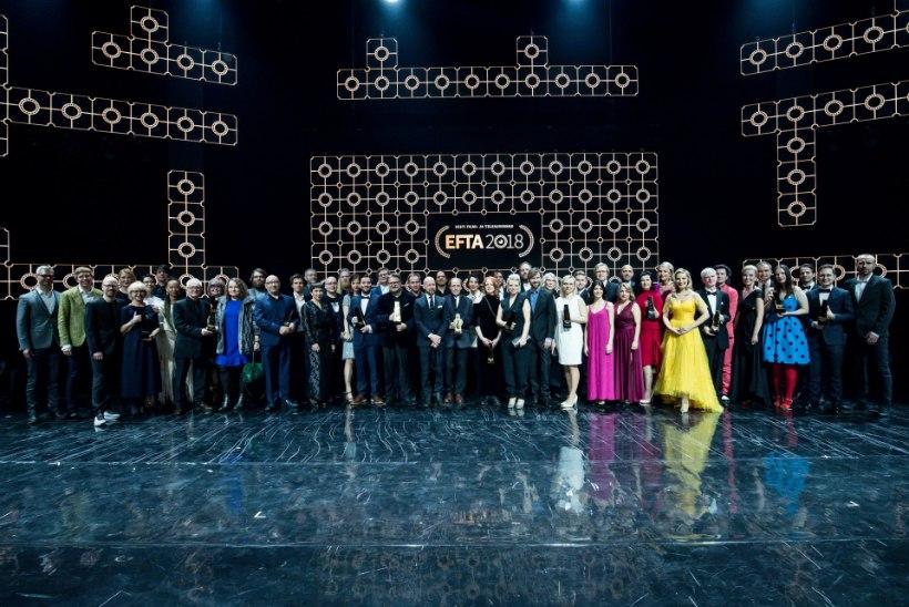 Algas kandidaatide esitamine Eesti filmi- ja teleauhindade jagamisele