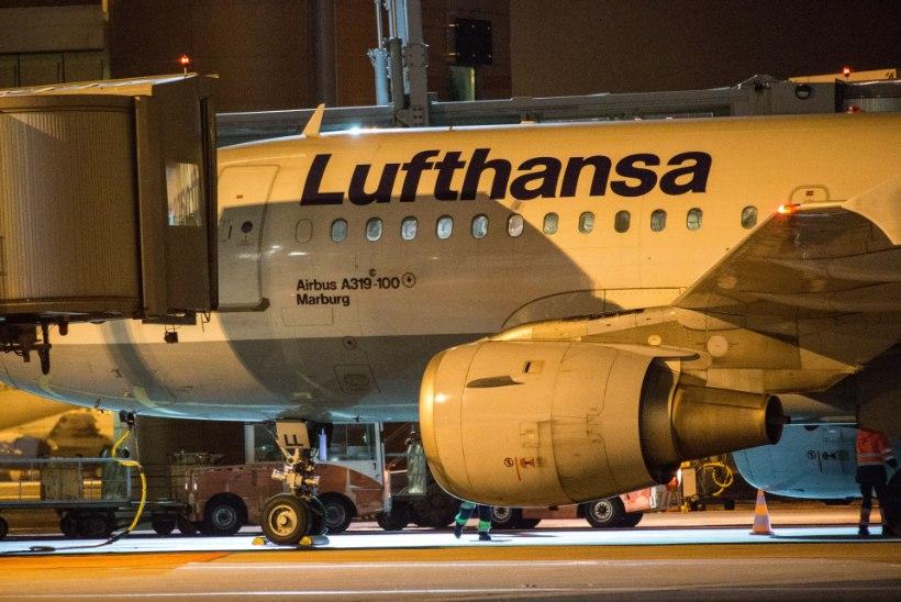 ŠOKIS REISIJA: mootor sülitas tuld, aga meid taheti ikka sama lennukiga Frankfurti saata