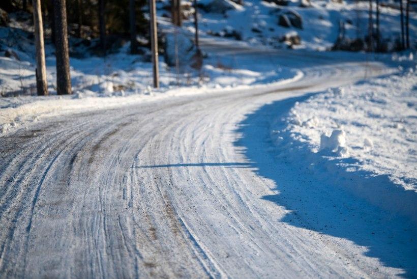 GALERII | Sõitjad muretsevad: kas Rootsi ralli üldse toimub keerulistes talvistes oludes?