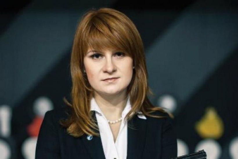"""""""RADAR"""": USAs Vene spioonina vahele jäänud Maria Butina külastas mitmel korral ka Eestit"""