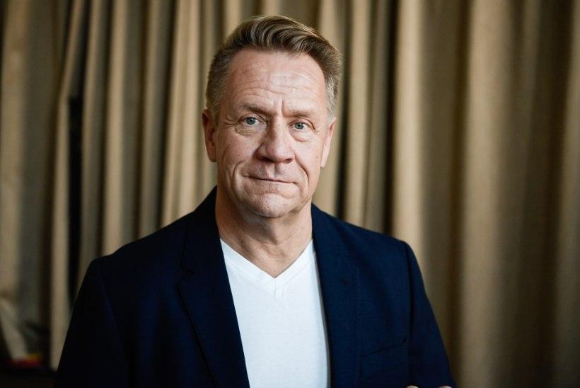 Suri legendaarse Soome ansambli Yö laulja Olli Lindholm