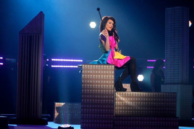 VIDEO | Populaarse Ameerika telesaate juht tantsis Getter Jaani euroloo järgi