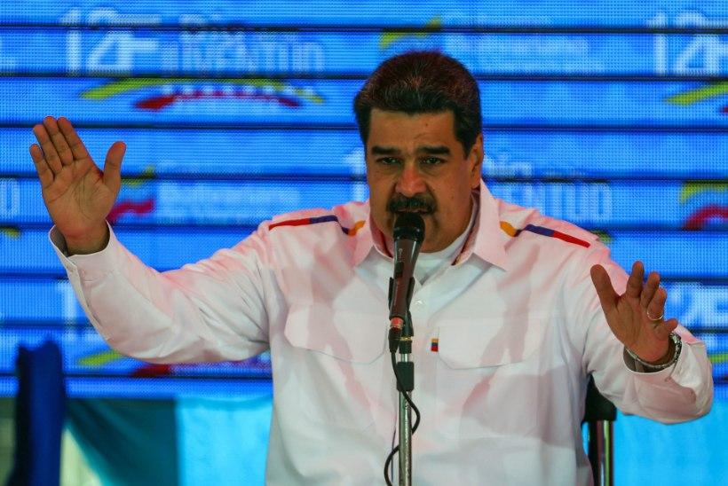 VENEZUELA KRIIS: paranoiline Maduro ei luba oma rahvale toitu ja ravimeid tuua