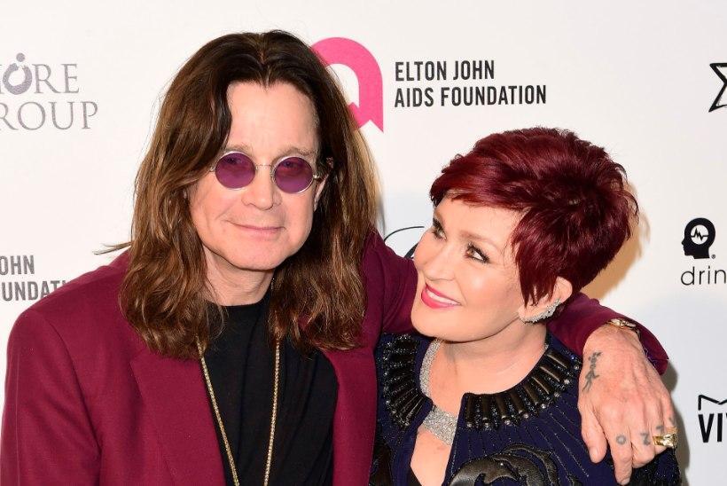 Sharon Osbourne tunnistab, et Ozzy vajas hingamiseks masina abi