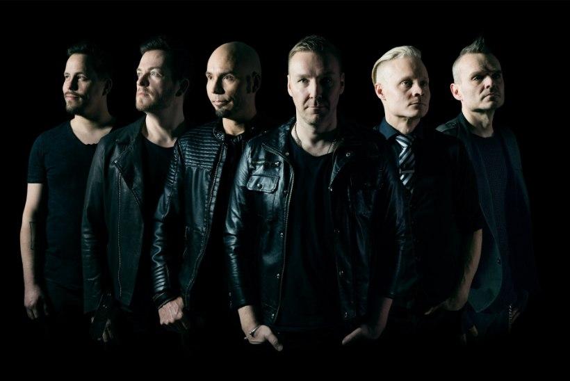 Soome rokkbändi Poets of the Fall solist: filmisime oma muusikavideo Kolga mõisas, toas oli -26 kraadi