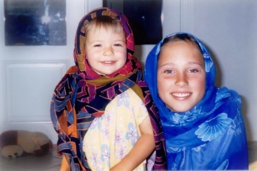 Elina Nechayeva: olen alati püüdnud olla hea eeskuju oma nooremale õele