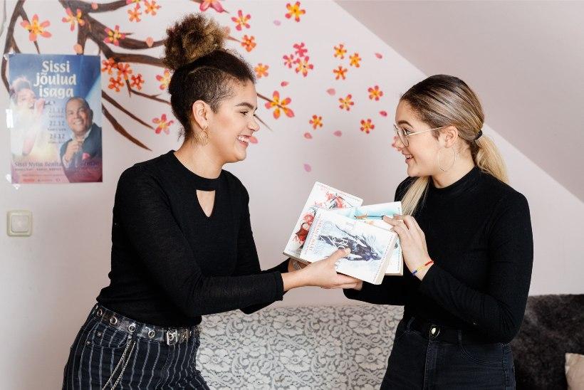 Õed Sissi Nylia ja Lisa Jennyfer Benita lapsepõlvest: keerasime üksteisele pidevalt käkki
