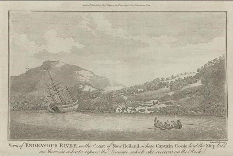 5 fakti maadeavastaja James Cooki laeva HMS Endeavour kohta