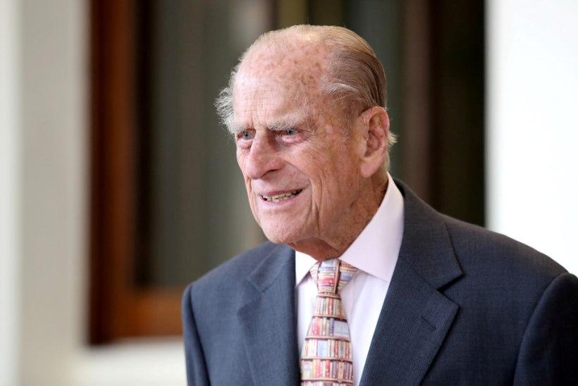 Prints Philipile ei esitata seoses autoavariiga süüdistust