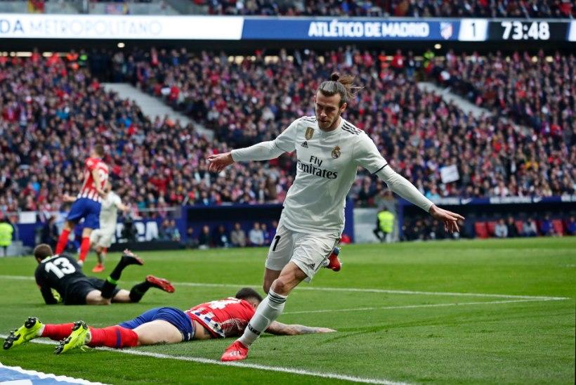 Gareth Bale'i võib ees oodata kuni 12mänguline võistluskeeld
