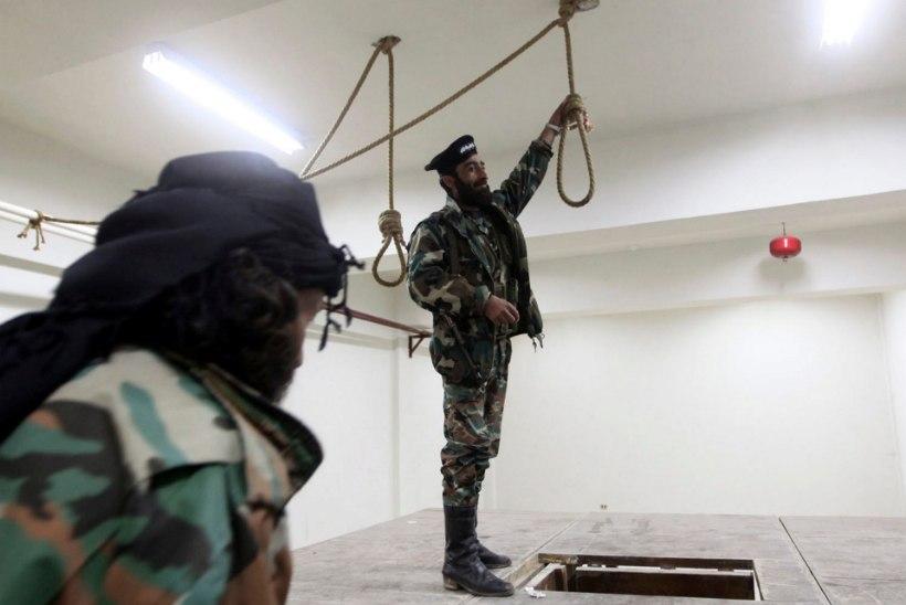 Saksa politsei vahistas kaks Süüria režiimi heaks inimesi piinanud jõhkardit