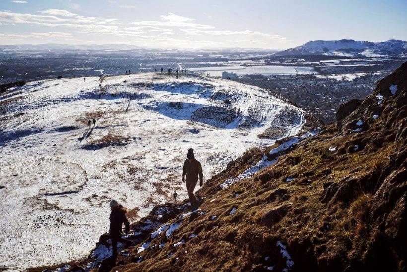 Pikk nädalalõpp Šotimaal: sõida mägedesse või patseeri pealinnas