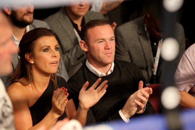 BRITI KÕMUMEEDIA: Wayne Rooney perekonna kodune õhkkond on kohutav
