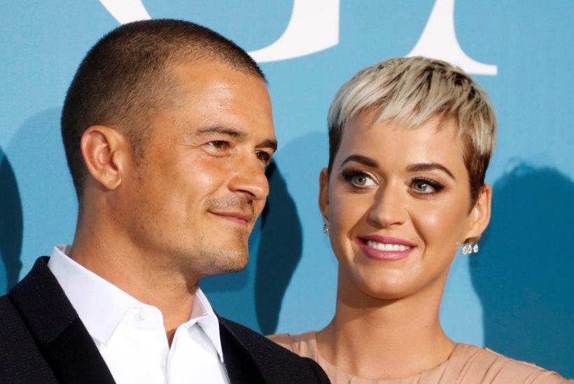 Katy Perry ja Orlando Bloom kihlusid!
