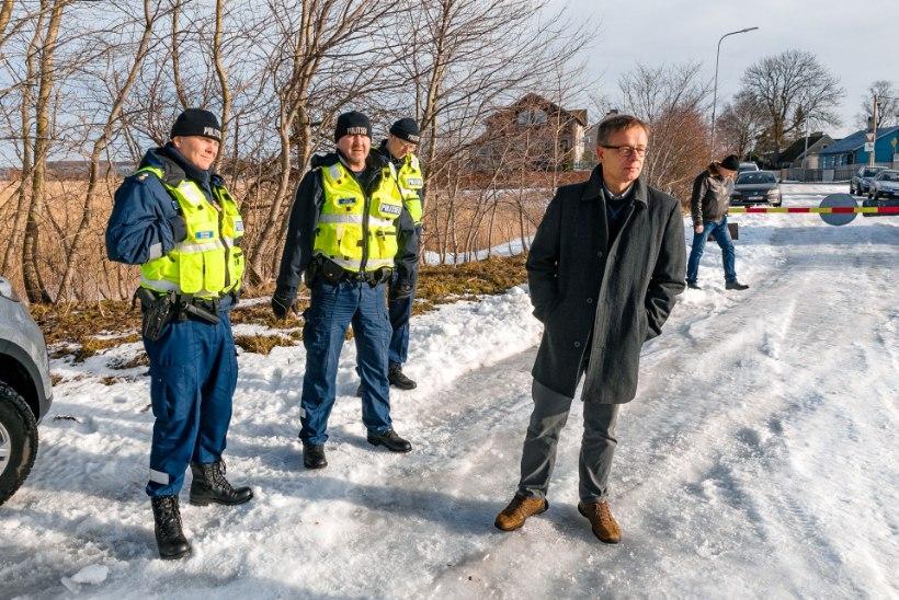 GALERII | Haapsalu-Noarootsi vastavatud jäätee sai olla lahti vaevalt neli tundi