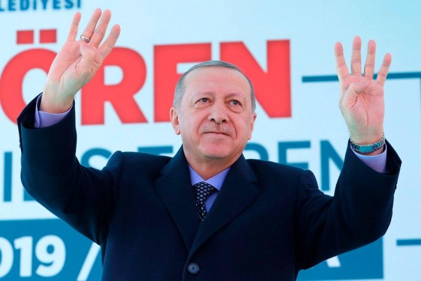KARM OTSUS? Türgi presidenti solvanud vanur peab karistuseks lugema Erdogani biograafiat