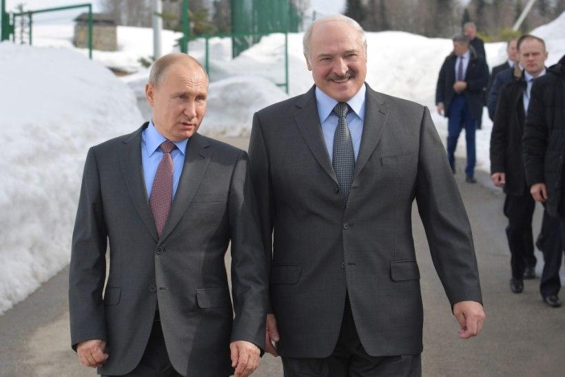 Presidendi lubadus: Valgevene ei saada Venemaale kunagi halba viina!