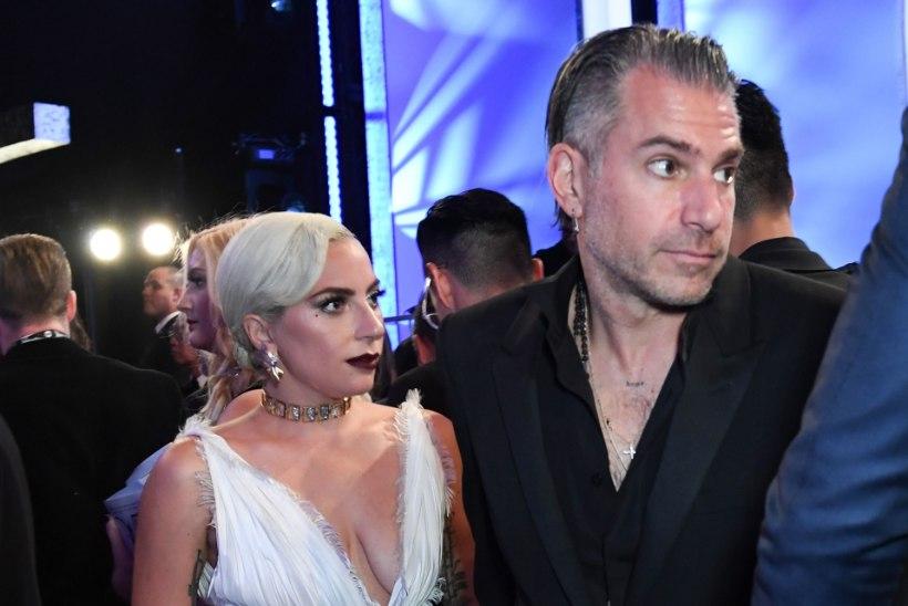 Kas Lady Gaga on peigmehest lahku läinud?