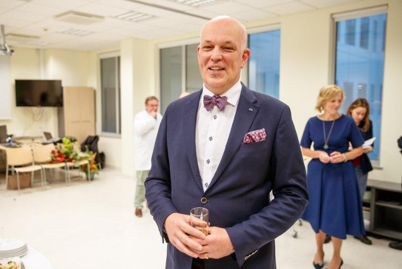 Врач года 2018 Юри Терас: Хирург – словно дирижер, в одиночку не справится