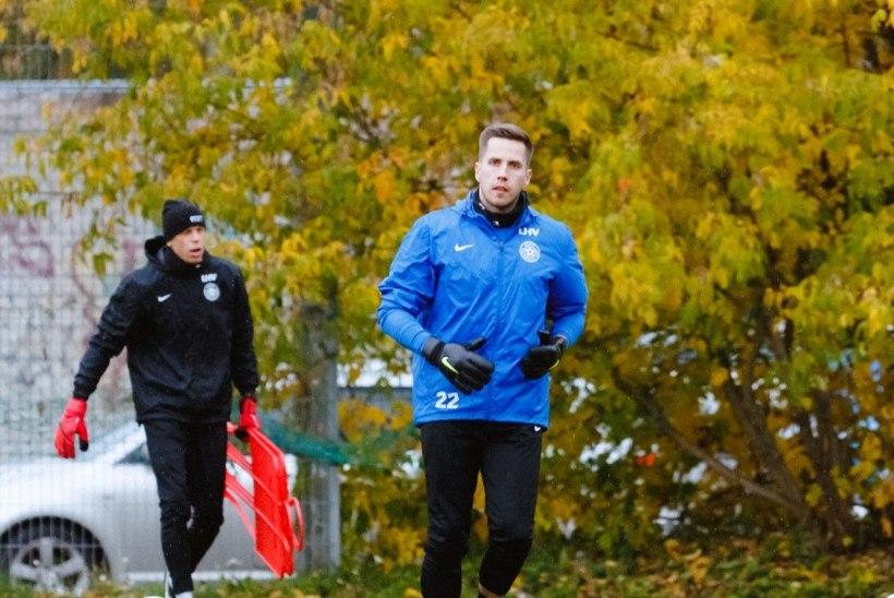 ÜLLATAV LÜKE! Eesti jalgpallikoondise puurilukk tõmbab selga Narva Transi särgi