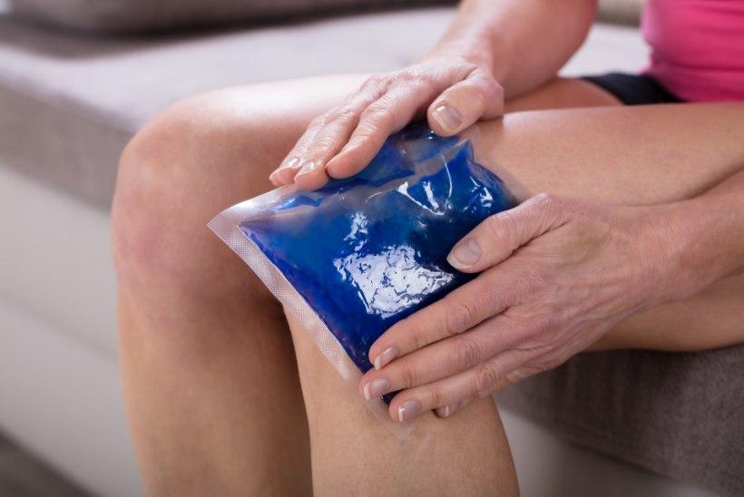 Miks ei tohi väsinud lihaseid soojas vannis lõõgastada?