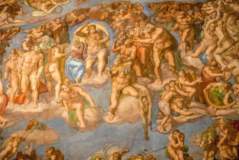 RENESSANSSKUNSTI TIPP: Michelangelo kümme parimat tööd