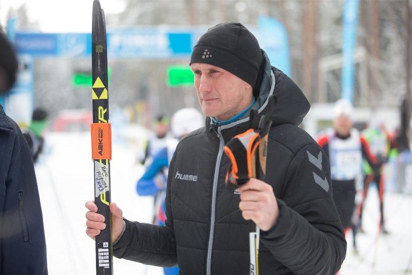 Raio Piiroja Tartu maratonist: jõudnud oleks küll, aga iga tõusu peal käisid jalad all ringi