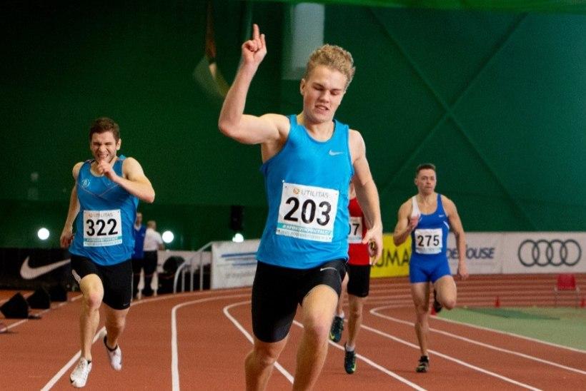 GALERII | Emotsioone igale maitsele: võidurõõm ja kaotusekibedus Eesti meistrivõistlustel