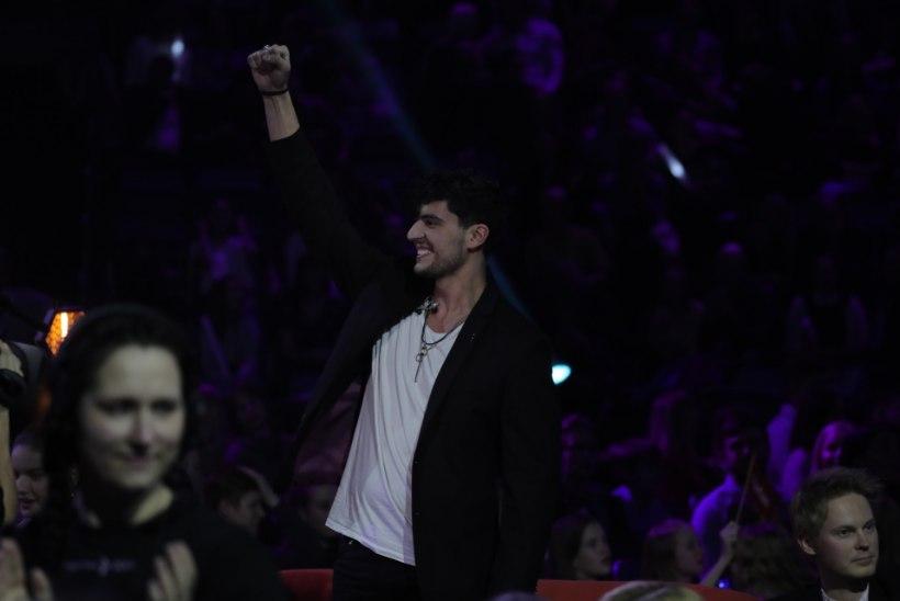 ÕL VIDEO | Stefan Airapetjan: kolmas koht on minu kui sooloartisti jaoks väga tugev võit!