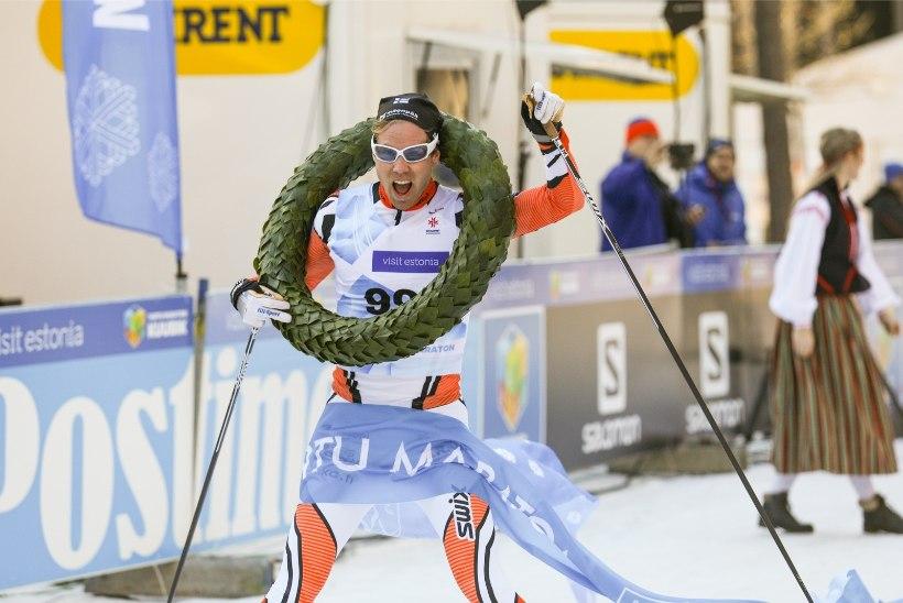 STATISTIKAPOMM | Tartu maratoni eri: kirev geograafia, uus rajarekord ja viimase koha saanud Jüri Muttika