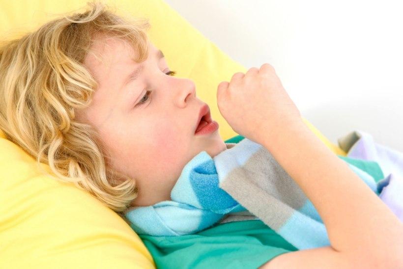 """PEREARST HOIATAB: """"Läkaköha on vaktsineerimata imikutele eluohtlik."""""""