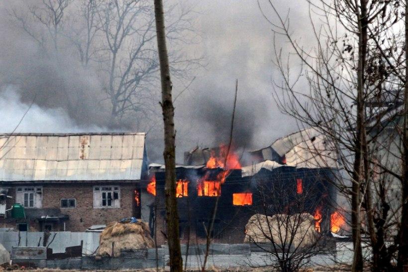 PINGED KAŠMIIRIS: India vannub hukkunud sõjaväelaste eest Pakistanile kättemaksu