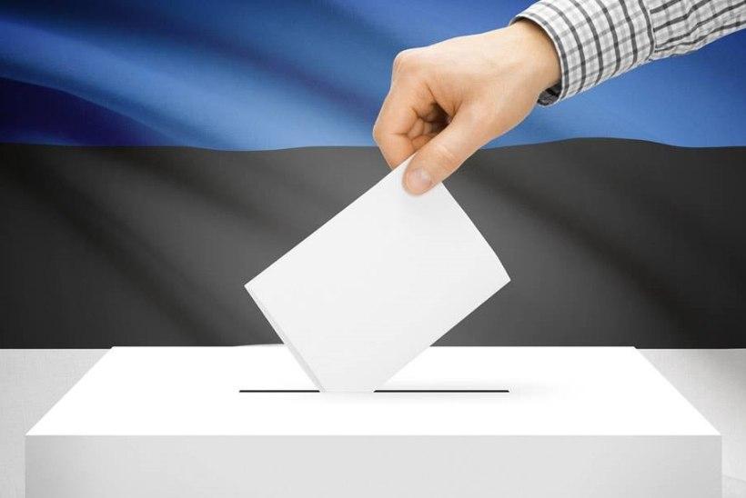 VALIMISVIKTORIIN   Kes saab rohkem hääli? Kes pääseb riigikokku? Hääleta!